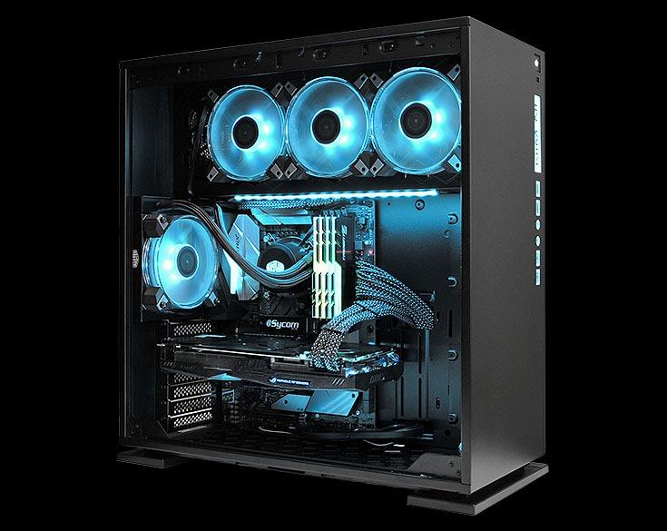 自作PCのLEDパーツの魅力や機能について解説