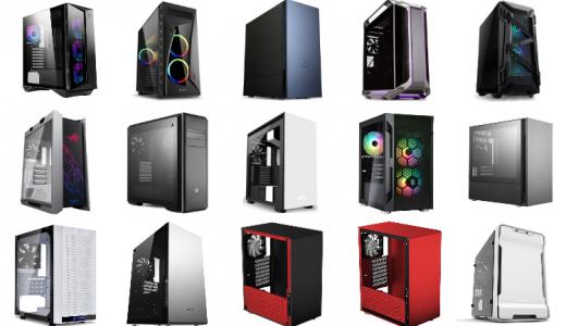【約10~30種】PCケースを選べるBTOメーカー3選!【外見重視派必見】