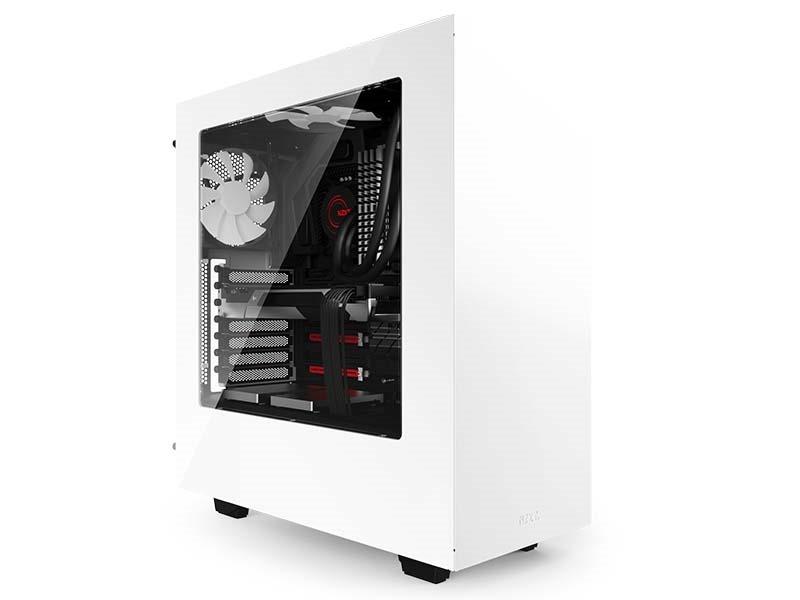 白ケースBTOパソコンのおしゃれさ・かっこ良さ紹介