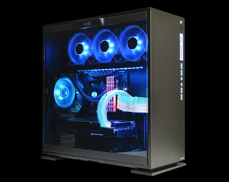 LED搭載のパソコンの紹介!できるだけ光らせたい人必見!