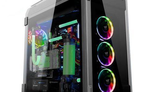 かっこいいデスクトップパソコンを紹介!PCケースのデザインにもこだわりたい方向け!