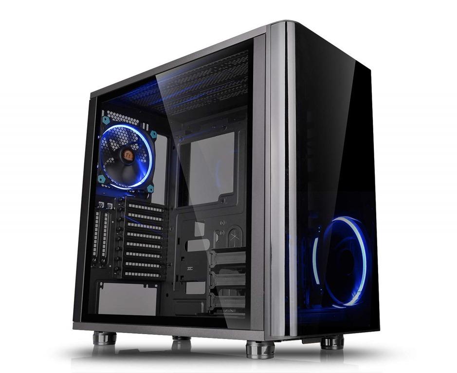 強化ガラス搭載のパソコンの紹介!パソコン内部も楽しみたい方向け