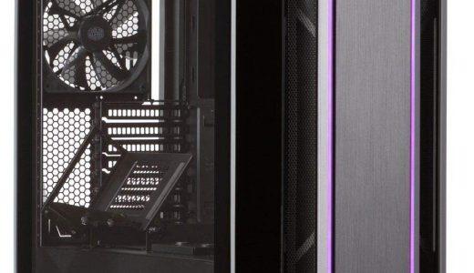 【CoolerMaster COSMOS C700M】ストリップライトLEDが印象的なフルタワーPCケース