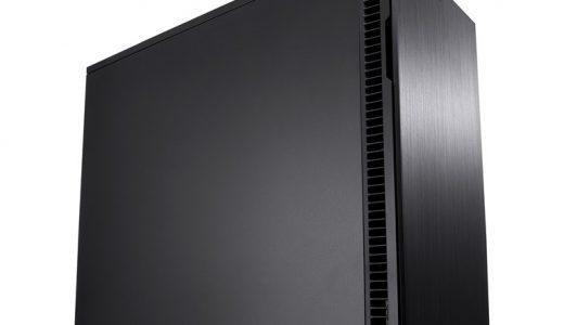 【Fractal Design Define R6】密閉性と工業向け防音素材で高い静音性を実現
