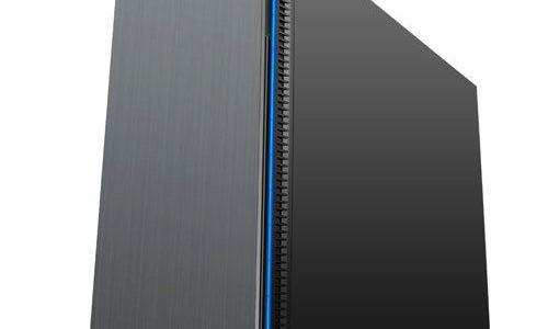 【SAMA BlackFish】高い静音性を誇るミドルタワーケース