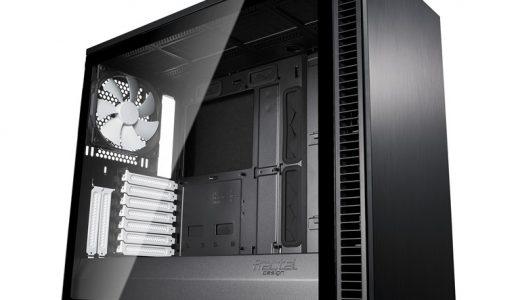 【Fractal Design Define S2】高い静音性と重厚感あるデザイン性を兼ね備えたケース