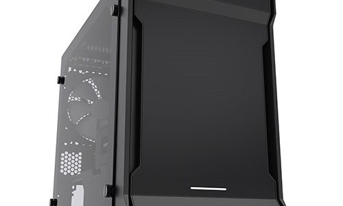 【Phanteks Enthoo Evolv ITX Tempered Glass】強化ガラスが特徴的なMini ITX向けのマイクロケース