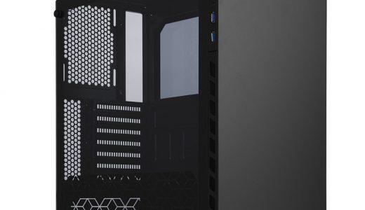 【MetallicGear Neo】フロントパネルのシンプルさが印象的なケース