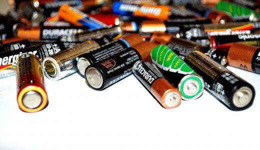 マウス、キーボードに便利な繰り返し使える電池