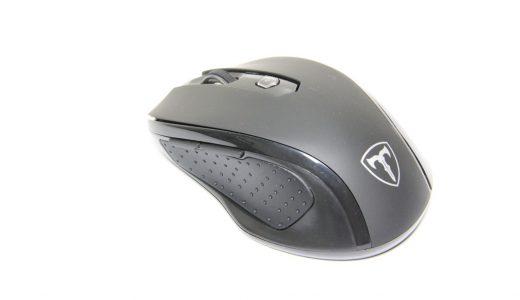 【Qtuoワイヤレスマウスレビュー】受信レシーバー格納機能付きのシンプルなマウス