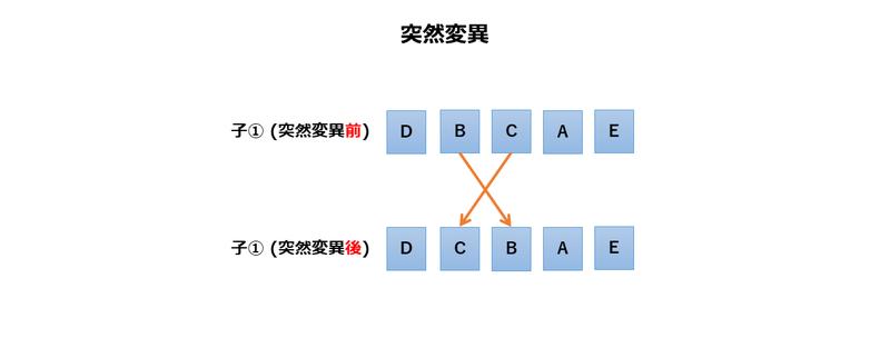 6.遺伝的アルゴリズムの突然変異
