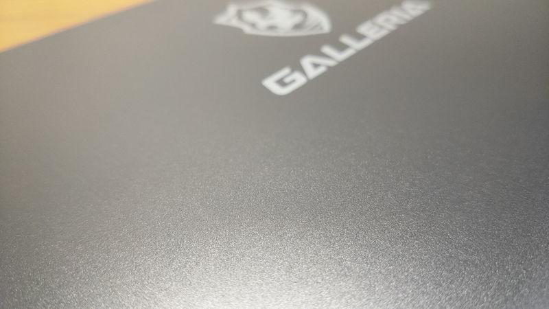 GALLERIA RL5R-G50Tのデザイン3