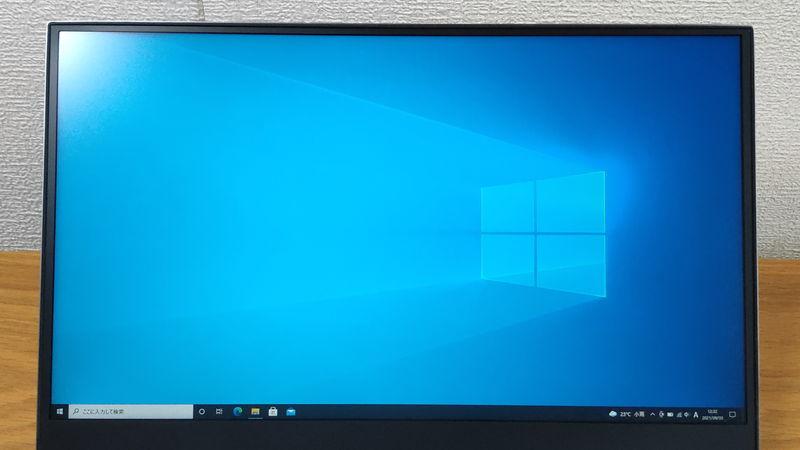 GALLERIA RL5R-G50Tのデスクトップ画像