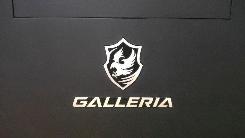 GALLERIA RM5R-G60Sのロゴ