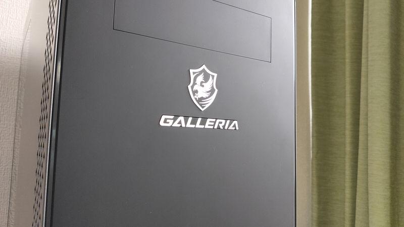 GALLERIA XA7C-G60Sのロゴ
