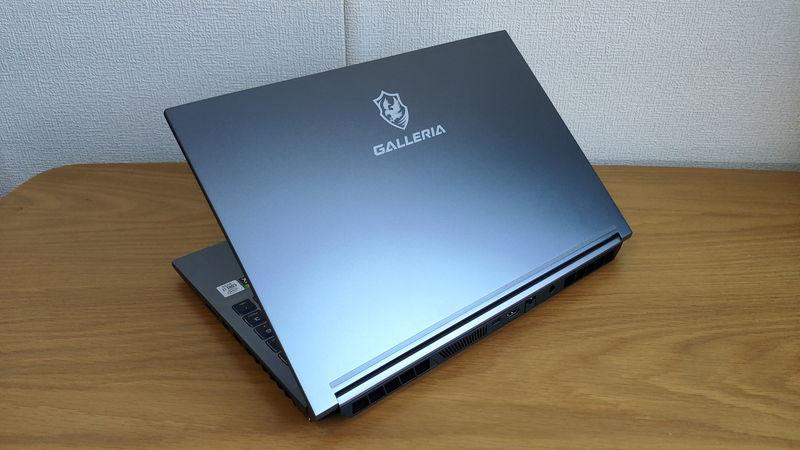 GALLERIA XL7C-R36の背面