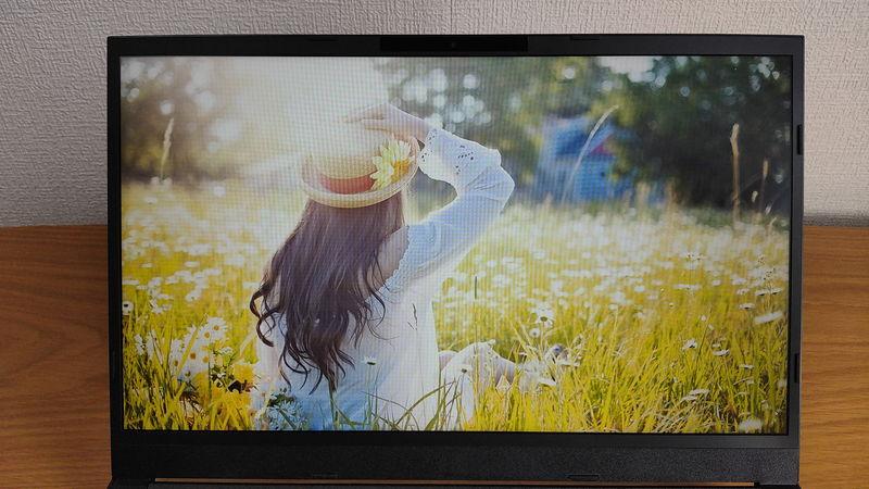 GALLERIA GCL1650TGFの明るい画像