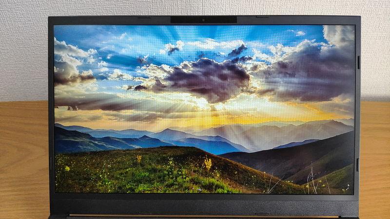 GALLERIA GCL1650TGFの自然画像