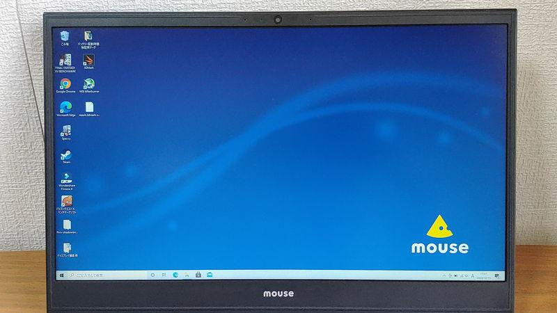mouse F5のデスクトップ画像