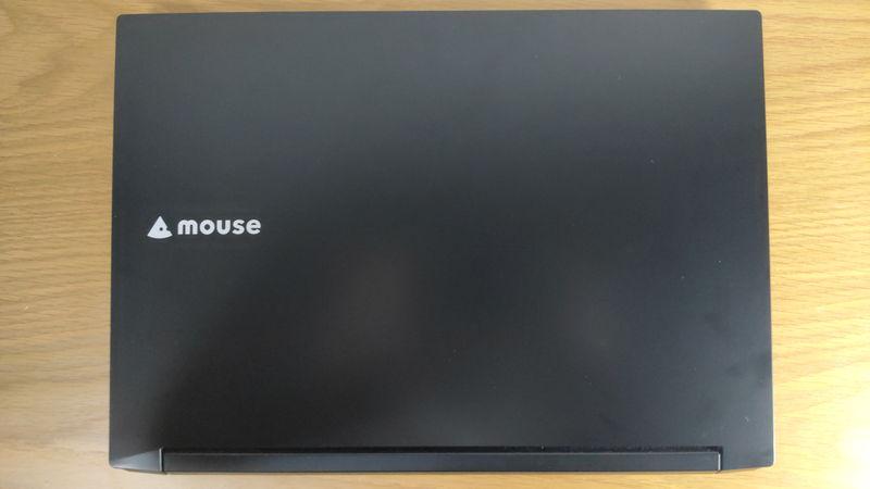 m-Book K700SN-M2SH2の天板